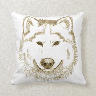 White Wolf 2 Cojin