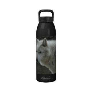 White Wolf Botellas De Beber