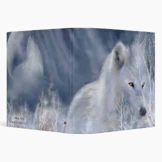 White Wolf Binder