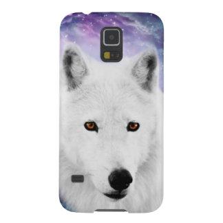 White Wolf Carcasas Para Galaxy S5