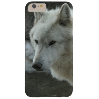 White Wolf Barely There iPhone 6 Plus Case