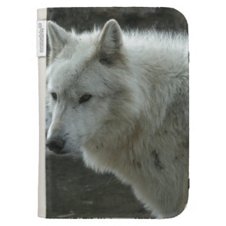 White Wolf Kindle 3 Cases