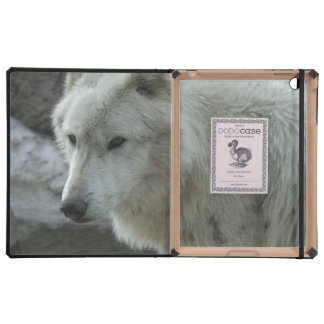 White Wolf Case For iPad