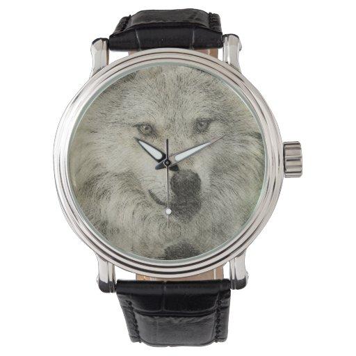 White Wolf hace frente a fauna Reloj