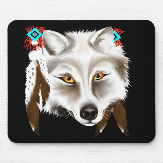 White Wolf hace frente a Mousepad