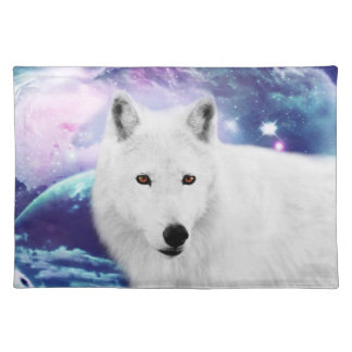 White Wolf Mantel Individual