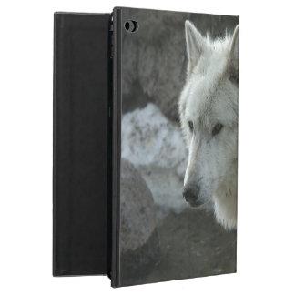 White Wolf Powis iPad Air 2 Case