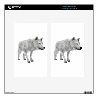 white wolf skins for kindle fire