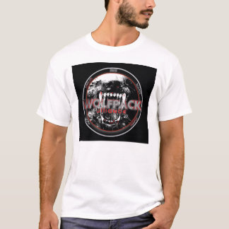 White WolfPack Tee