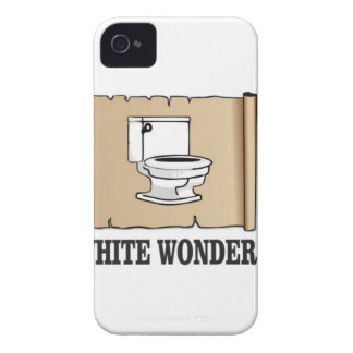 white wonder john iPhone 4 Case-Mate case