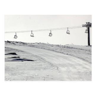 White world postcard