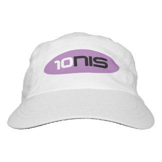 White Woven Tennis Hat for ladies women girls