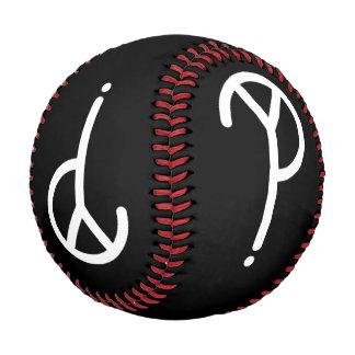 White Y? Symbol Baseball