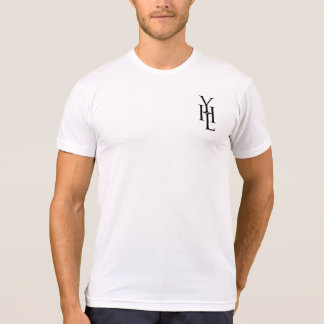 White YHL Logo T-shirt