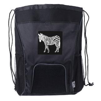White Zebra Bag