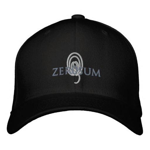 White Zeta Hat