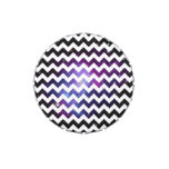 White Zigzag Purple Galaxy Cluster Jelly Belly Candy Tins