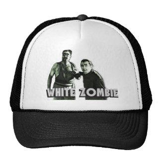White Zombie Hat