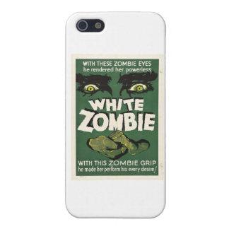 White Zombie iPhone 5 Case