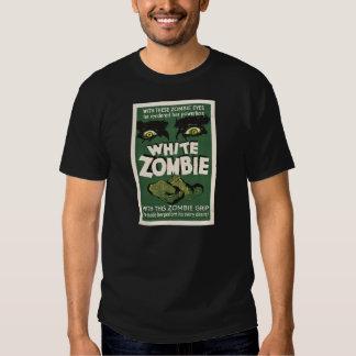 White Zombie Movie Poster T-shirt