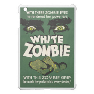 White Zombie Vintage Film Poster Cover For The iPad Mini