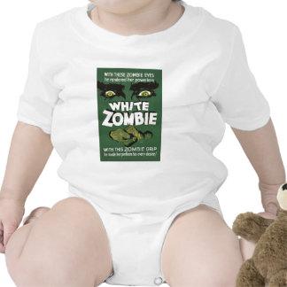 White Zombie Vintage Film Poster Romper