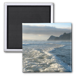 Whitecap Waters 2 Inch Square Magnet