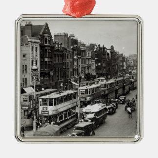Whitechapel High Street, London, c.1930 Metal Ornament