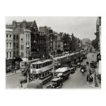 Whitechapel High Street, London, c.1930 Postcard