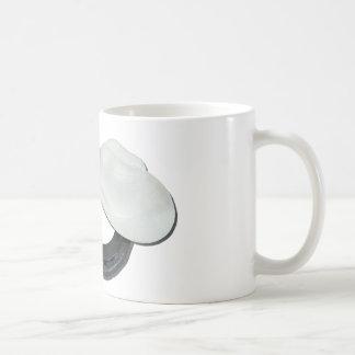 WhiteCowboyHatHorseshoe082611 Coffee Mug