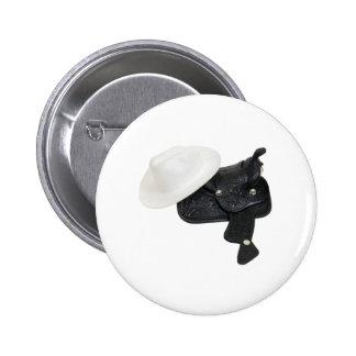 WhiteCowboyHatSaddle080509 Pins