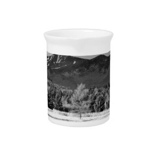 Whiteface Mountain Beverage Pitcher
