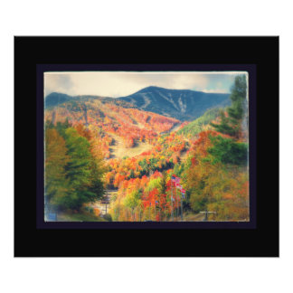 Whiteface Mountain in Wilmington, NY Photo Print