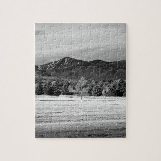 Whiteface Mountain Jigsaw Puzzle