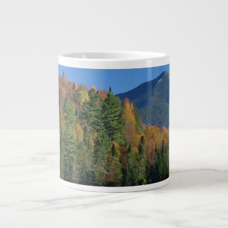 Whiteface Mountain over Little Cherrypatch Pond 20 Oz Large Ceramic Coffee Mug