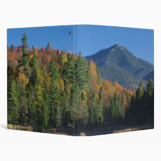 Whiteface Mountain over Little Cherrypatch Pond Vinyl Binders