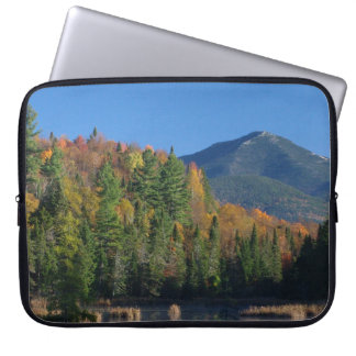 Whiteface Mountain over Little Cherrypatch Pond Computer Sleeve