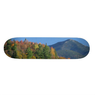 Whiteface Mountain over Little Cherrypatch Pond Skateboard