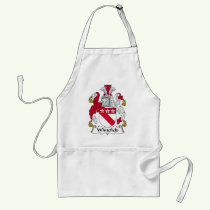 Whitefield Family Crest Apron