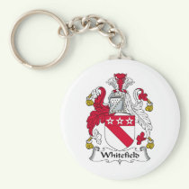 Whitefield Family Crest Keychain