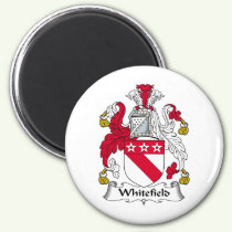 Whitefield Family Crest Magnet