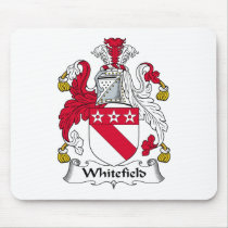 Whitefield Family Crest Mousepad