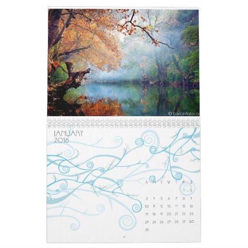 Whitefire Calander Calendar