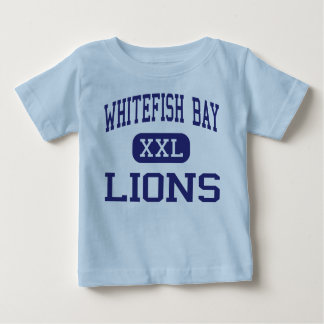 Whitefish Bay Lions Middle Milwaukee Baby T-Shirt