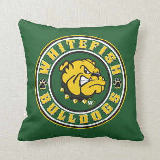 bulldog whitefish whitefish bulldogs montana gifts on zazzle 233