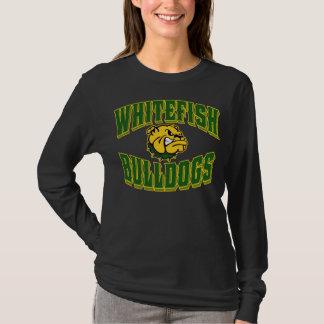 Whitefish Bulldogs For Darks T-Shirt