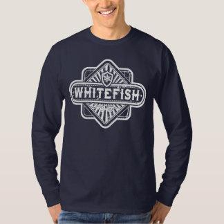 Whitefish Diamond Grunge Tshirt