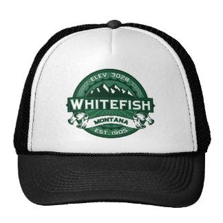 Whitefish Forest Trucker Hat