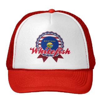 Whitefish, MT Trucker Hat
