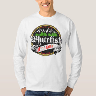 Whitefish Old Canterbury Multi Color T-Shirt
